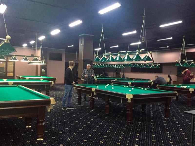 Вип бильярдный клуб в москве лучше фитнес клубы москвы